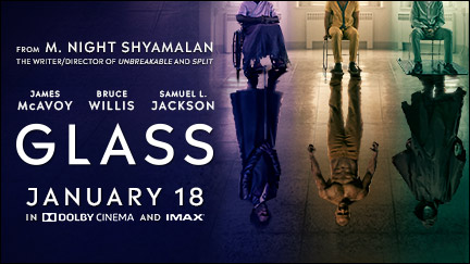 Free Tickets to See 'Glass'